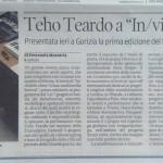 Messaggero Veneto, 26 maggio