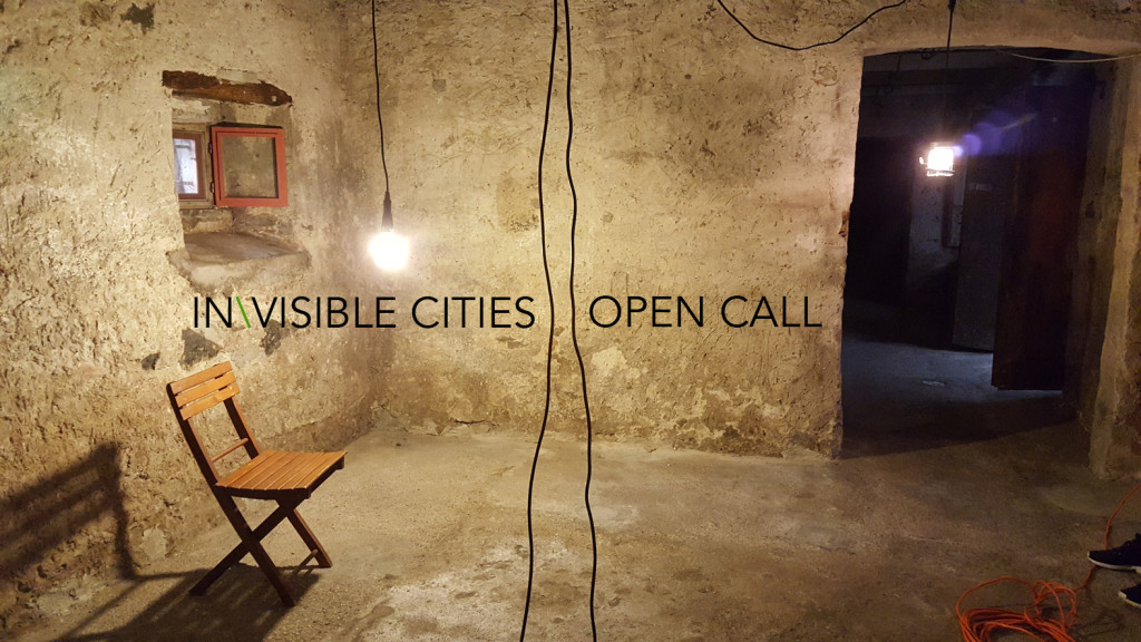 Invisible Cities 2018 Open Call IMG