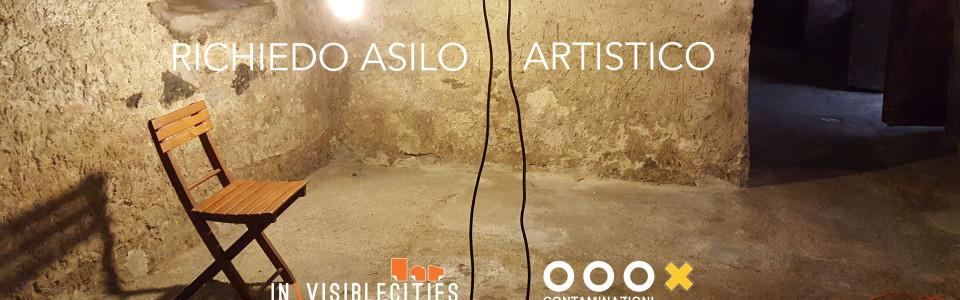 Richiedo asilo artistico / 4 call