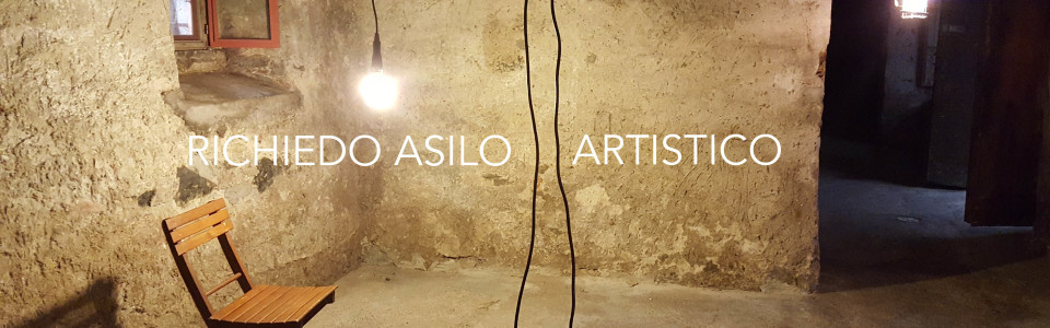 Richiedo asilo artistico 2020/open call_english version