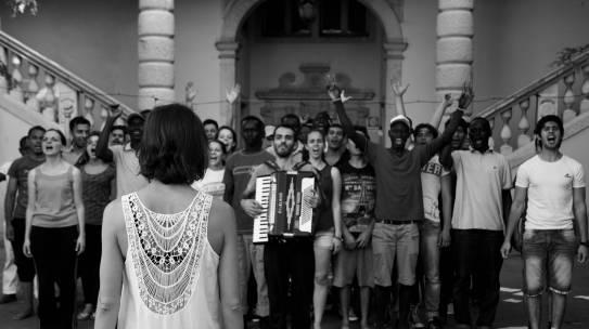 Visible people – Esperienze di teatro e arte con persone in viaggio